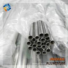 Tubes en aluminium de série 1000 et de forme ronde