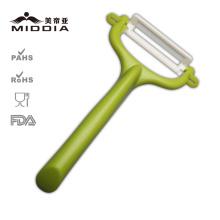 Ustensiles de cuisine/cuisine/Gadget pour éplucheur en céramique avec poignée Streight
