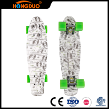 Creative Design cheap good longboard skate board 4 wheel for sale