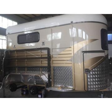 Modelo de lujo de flotadores de caballo de carga recta estándar australiano
