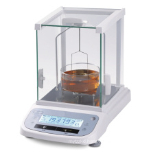 Balance touch screen 300g 0.0001g 0.1mg high precision jewellery scale magnetic electronic analytical balance