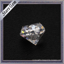 Wholesale Big Size 40% Heavy Loose CZ Gemstone