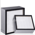 Pleat Air Filter HEPA For hospital and cleanroom