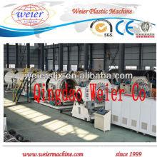 Máquina da tubulação do HDPE, máquina da fatura da tubulação do PE PP, máquina da tubulação do gás do PE, máquina da tubulação da fonte da água do PE