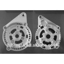 aluminum ADC12 casting components drawing