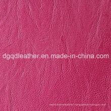 High Quality PVC Furniture Leather (QDL-PV0206)