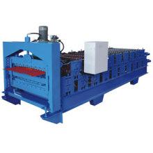 Máquina formadora de rolos de telha dupla camada novo estilo