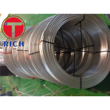 Coiled Tube for Beer Cooling System Stainless Steel Seamless Coil Tube