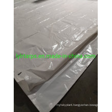Top Quality Double Brightest White PE Tarp Shelter