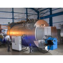 10 Ton WNS Oil/Gas Fired Steam Boiler