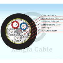 Câble fibre optique à prix usine (GYSTS)