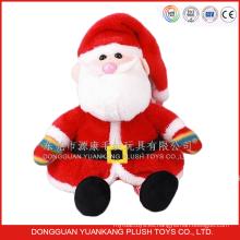 muñeco de peluche personalizado de Papá Noel