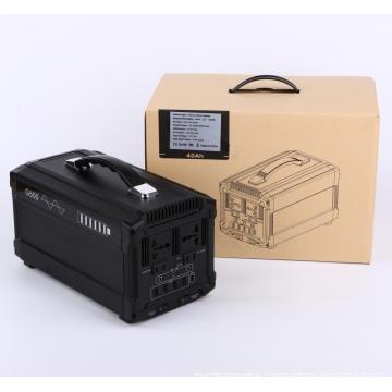 Portable Solar Generator Outdoor