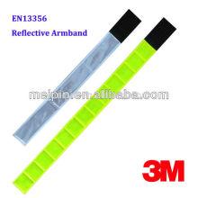 Custom reflective armband