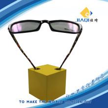 Exibição quente do metal dos óculos de sol das vendas