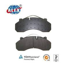 Composite Train Brake Pad with Free Sample