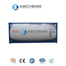 Factory Price for High Fructose Corn Syrup refrigerant gas R125 for mixed refrigerant supply to Guinea Supplier