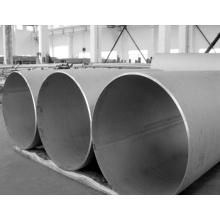 Tubo soldado de acero inoxidable ASTM A312