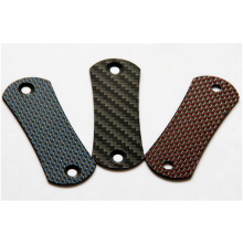 CNC cutting Customized Carbon fiber plate