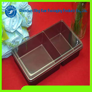 2 Departamentos PP Microsafe Lunch Tray