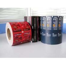 Papier d'emballage pour serviettes hygiéniques / lingettes humides