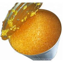 mandarin orange sacs in syrup of 3kg tin 60% 65% for soft drink