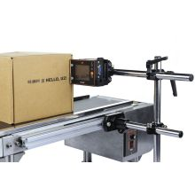 Impresora de inyección de tinta de alta resolución portátil