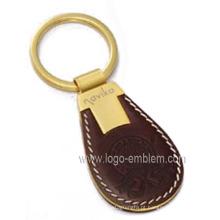 Porta-chaves de couro (2)