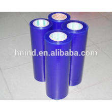 Película barrera azul para uso dental