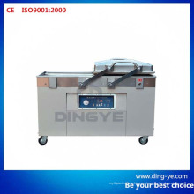 Máquina de embalagem do vácuo do alimento da câmara dupla (DZQ500-2SB)