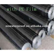 PE-Folie selbstklebend Bitumen wasserdichte Membran
