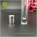 10ml 12ml transparent empty perfume cosmetic container glass roll on bottle