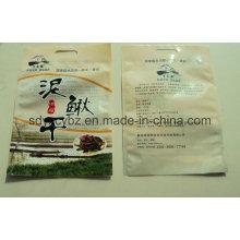 Embalaje de plástico de pescado seco de grado alimenticio