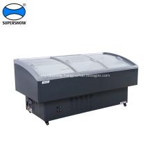Top sliding door freezer -10 degree freezer
