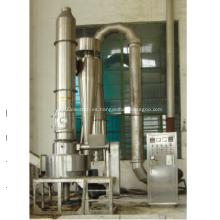 Máquina secadora de destello giratoria del material del stir
