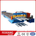 Galvanized Steel Lantai Decking Sheet Roll Forming Machine