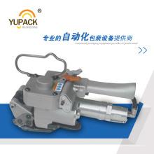 Máquina de fleje polimérica portátil neumática
