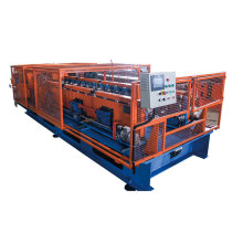 Standing Seam Roofing Metal Steel Aluminum Profile Roof Panel Roll Forming Machine