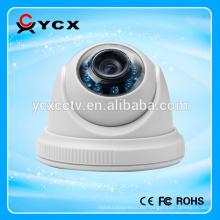 Cámara 1080P CVI 1920 * 1080 @ 50fps, mini sistema plástico de la cámara de la CCTV de la bóveda de la visión nocturna 10m