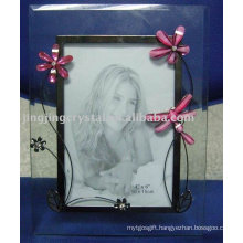 Hot China Supply Crystal Glass Photo Frame (JD-XK-034)