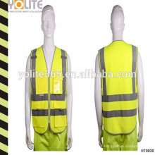 Hot Sales The Best Safety Vest Construction for Ht0063