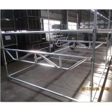 Q345 high quality steel Cuplock scaffold cuplock truss HDG