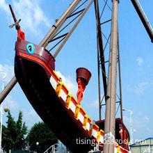 China Manufacturer Amusement Theme Park Rides, Crazy and Stimulate Outdoor Equipment Pirate Boat