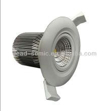 Lâmpada decorativa 5W do teto para o uso home / movimento do sensor do bussiness