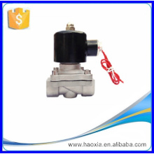 Standard Stainless Steel Material Electric Solenoid Valve for water 1/2 inch