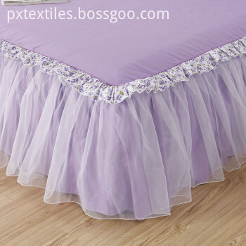 Dust Ruffle Bed Skirt