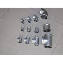 Parte de fundición Galvanizado Accesorios de tubería de acero