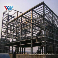 Structure Prefabricated Apartment Buildings Design High Rise Steel Modern Hot Dipped Gallvanized C.Z Shape Steel WZH Group Heavy