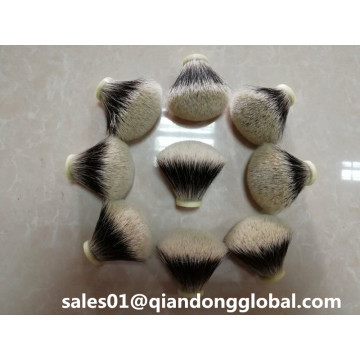 26/68mm Fan Finest Badger Hair Shaving Knot