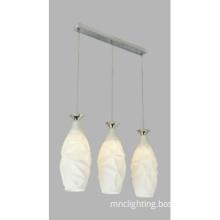 3-light glass shade pendant lamp dining pendant  lamp